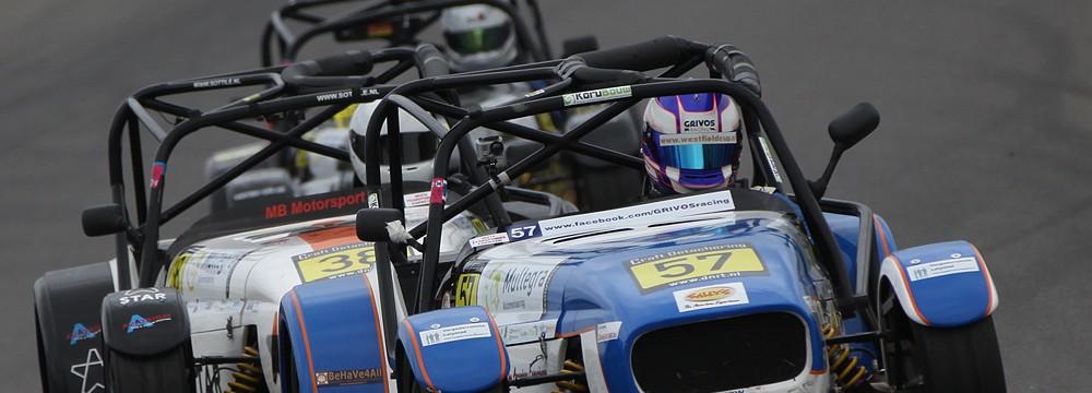 Snel, uitdagend, close racing